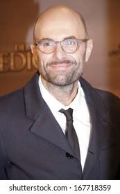 "DECEMBER 16, 2013 - BERLIN: Philipp Stoelzl - world premiere of the movie ""The Physician"" (""Der Medicus""), Zoo Palast, Berlin."