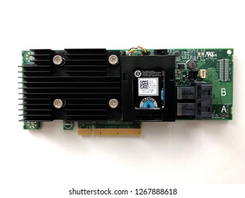 December 27, 2018 Bangkok. Dell's RAID Card for Dell Server Hardware. This RAID Card will enable VMWare virtualization features for the Server.