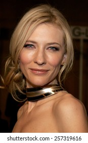 """December 4, 2006. Cate Blanchett attends the Los Angeles Premiere of """"The Good German"""" held at the Egyptian Theatre in Hollywood, California United States."""