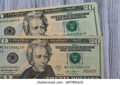 December 5, 2020. izmir, Turkey. dollar photos. photo for news purposes.