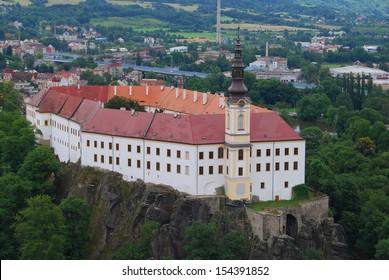 Decin Castle, castle in Czech Republic