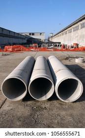 decomposing asbestos dangerous for health