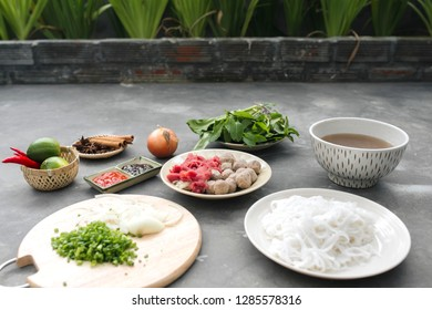 Pho Ingredients Images, Stock Photos & Vectors | Shutterstock