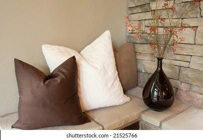Decor in Luxury Home