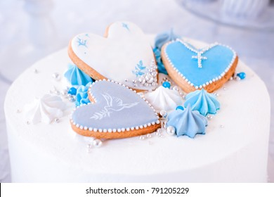 Baptism Cake Images Stock Photos Vectors Shutterstock
