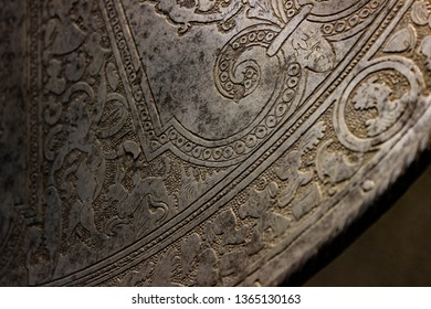 Decorated Shield, Ancient armour