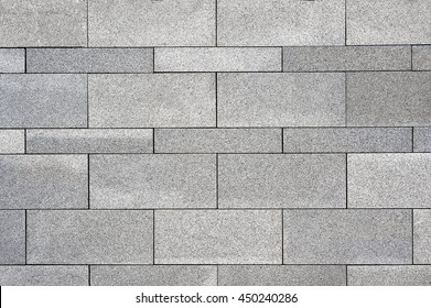 Decorating the granite walls of a beautiful decorative bricks , pattern , texture, background