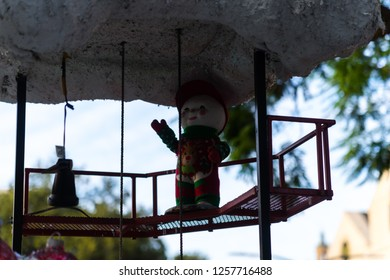 Decoration - Christmas in the park- San Jose - Christmas for 2018 at 12/02/2018