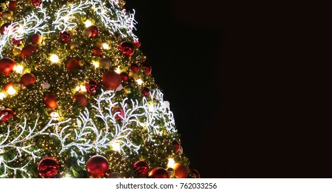 decoration of christmas tree.