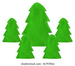 decoration Christmas trees
