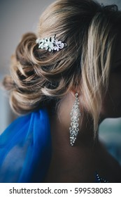 decoration in the hair