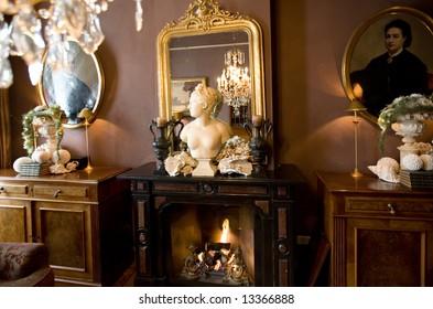 decoration in interior