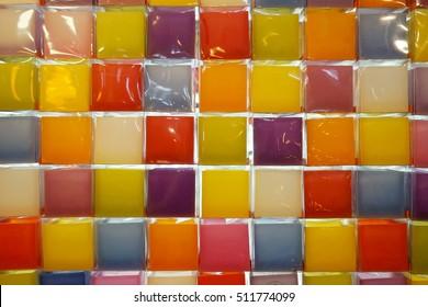Decoration mosaic tile