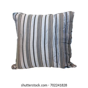 Decoration pillow isolated with clipping path included