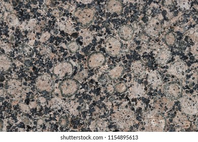 Decorative black and white stone wall texture for background.