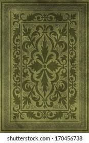 Decorative book cover