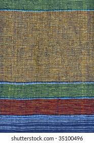 Decorative cotton fabric