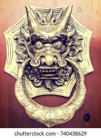 Decorative door clasps on traditional Chinese doors  sc 1 st  Shutterstock & Door Clasp Images Stock Photos u0026 Vectors | Shutterstock