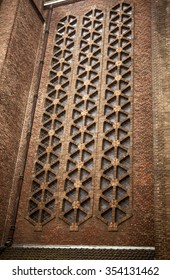 Decorative element, close-up design.