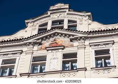 Decorative facade