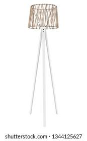 Decorative Floor Lamp / Standing Light