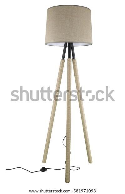 DECORATIVE FLOOR LAMP / STANDING LIGHTING