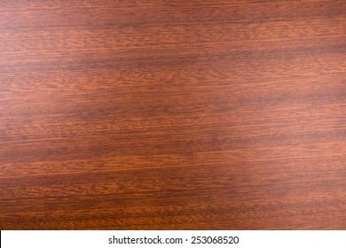 Decorative mahogany wood background
