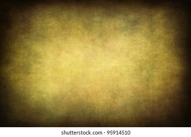 decorative old looking background texture with vignette