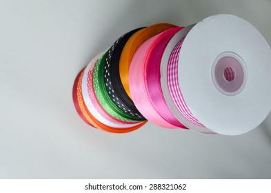 Decorative Polyester Satin Ribbon