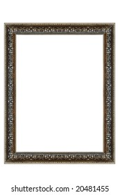 Decorative Square Silver Frame