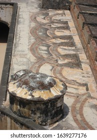decorative stonework for cannon ground