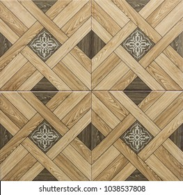decorative tile for interior, pattern abstract mosaic