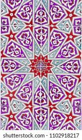 decorative turkish tile