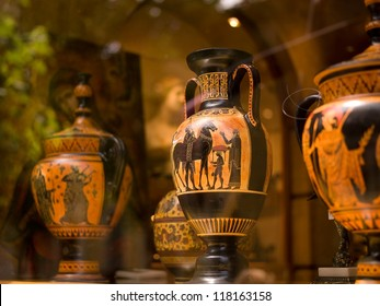Decorative Vases in Greece