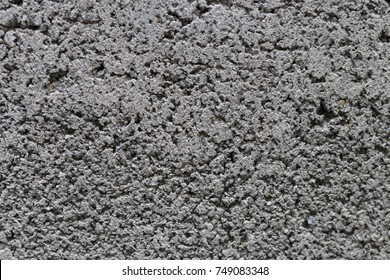 Decorative wall with beautiful fine black and white stone . Concrete stone wall texture for background  ,backdrop and wallpaper