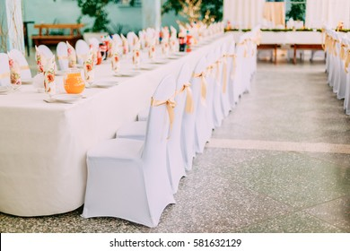 Chair Covers Wedding Images Stock Photos Vectors