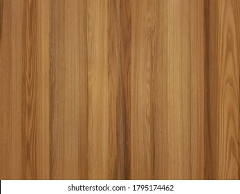 Decorative Wood Background Texture, Seamless,Wood Floor and wood panels are mounted vertically on the wall and wood articulated angle to 45 degrees to have a dimension