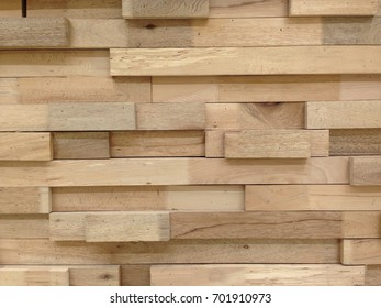 decorative wood wall