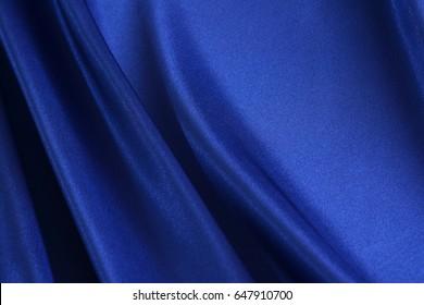 Deep blue clothes background