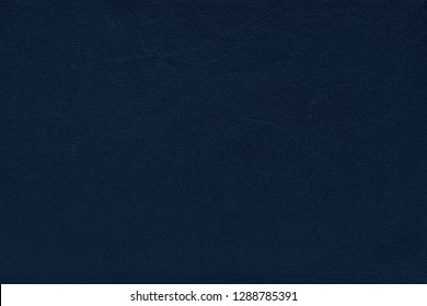 Deep Blue leather texture can be used as background.