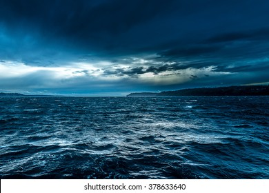 Dark Ocean Images Stock Photos Vectors Shutterstock