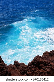 Deep Blue Water Maui, Hawaii