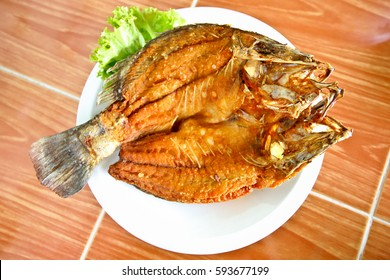 Grilled Pompano Fish Images Stock Photos Vectors