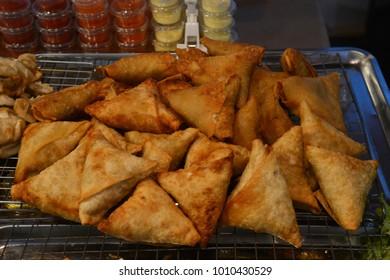 Deep Fried Samosa