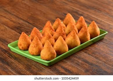 Deep fried snack - Coxinha