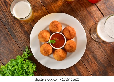 Deep fried snack - Coxinha