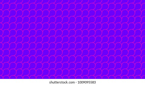 deep pink and dark violet squama or microbial mat seamless geometric pattern