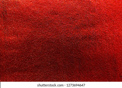 Deep red black silver shiny glitter Valentine's Day texture background. Gradation foil color red light Chinese New Year background.