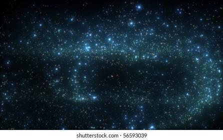 Deep Space Cosmos