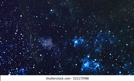 Deep space. High definition star field background . Starry outer space background texture . Colorful Starry Night Sky Outer Space background .